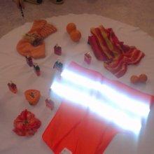 Oranžā krāsa